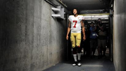 premium selection 5eaf4 7be20 Colin Kaepernick's jersey just became the top seller at the ...