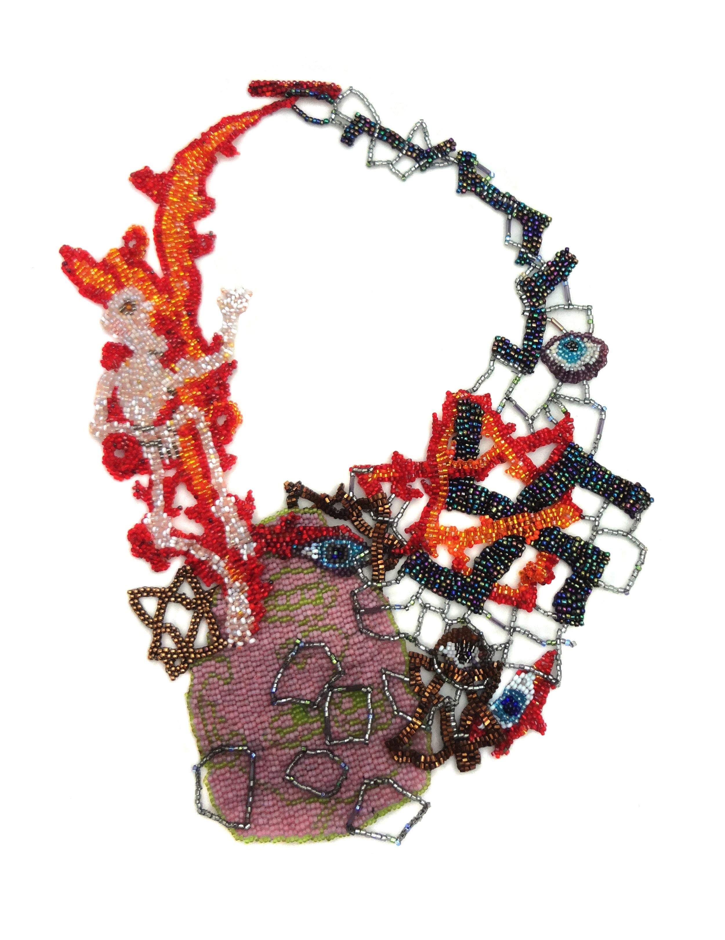art- neckpiece