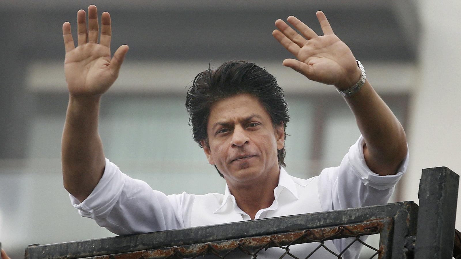 India-Shah-Rukh-Khan