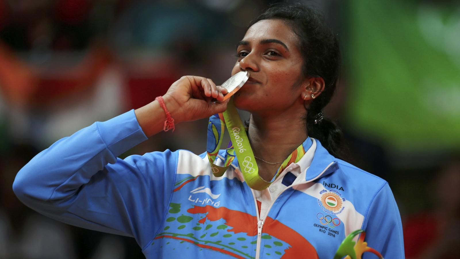 India-Olympics-Rio 2016-Narendra Modi-Olympic medals
