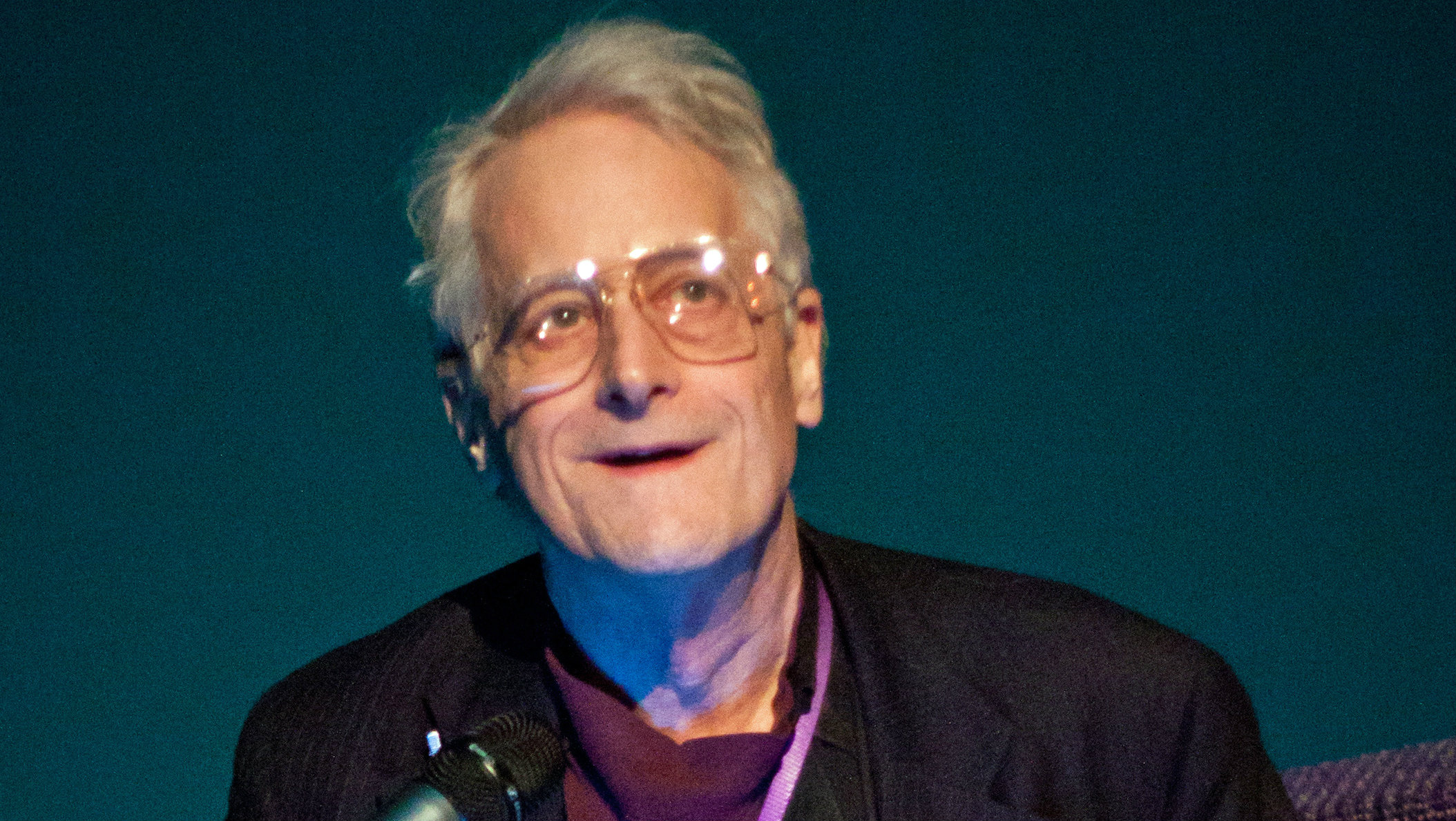 Ted Nelson gives a presentation on Project Xanadu for SuperHappyDevHouse at The Tech Museum of Innovation on February 19th, 2011.