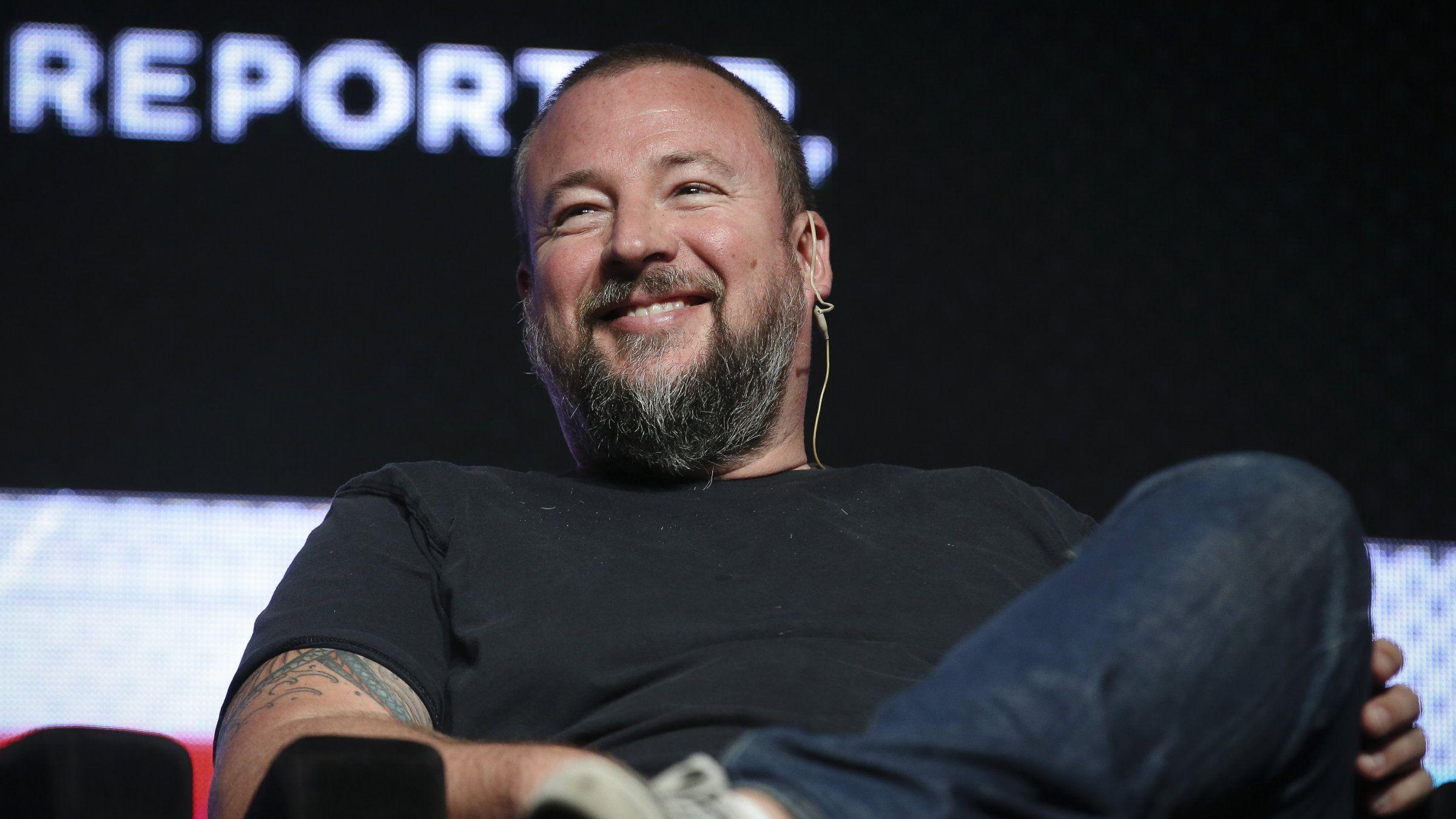 Vice Media's Shane Smith