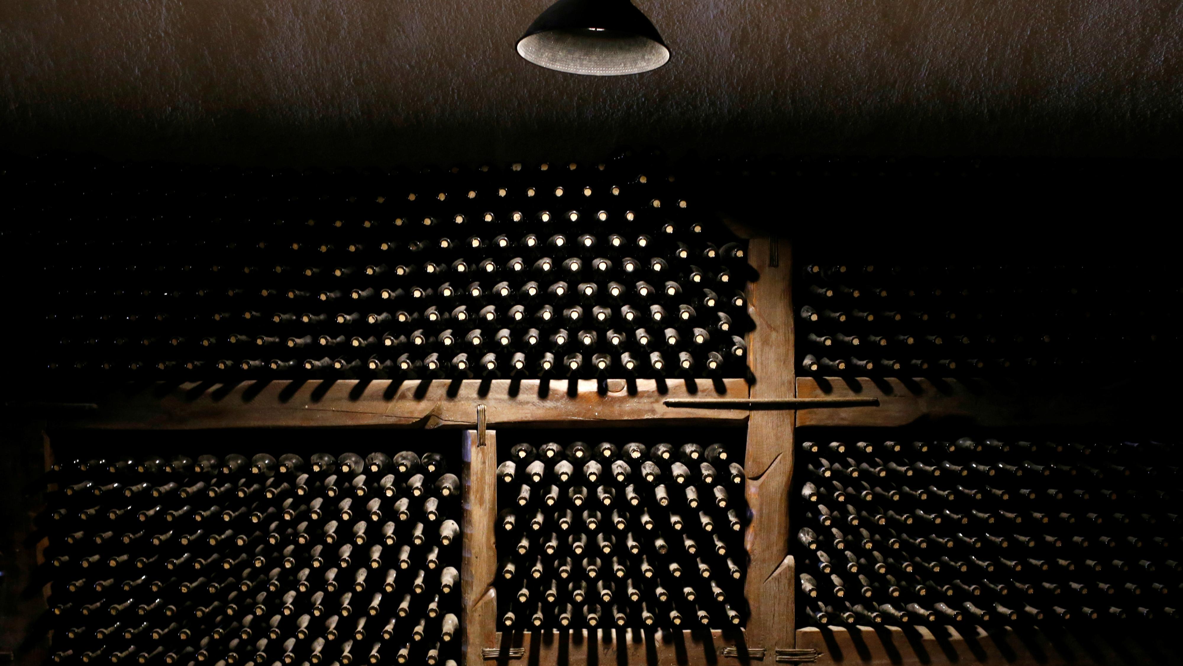 Otherworldly vino.