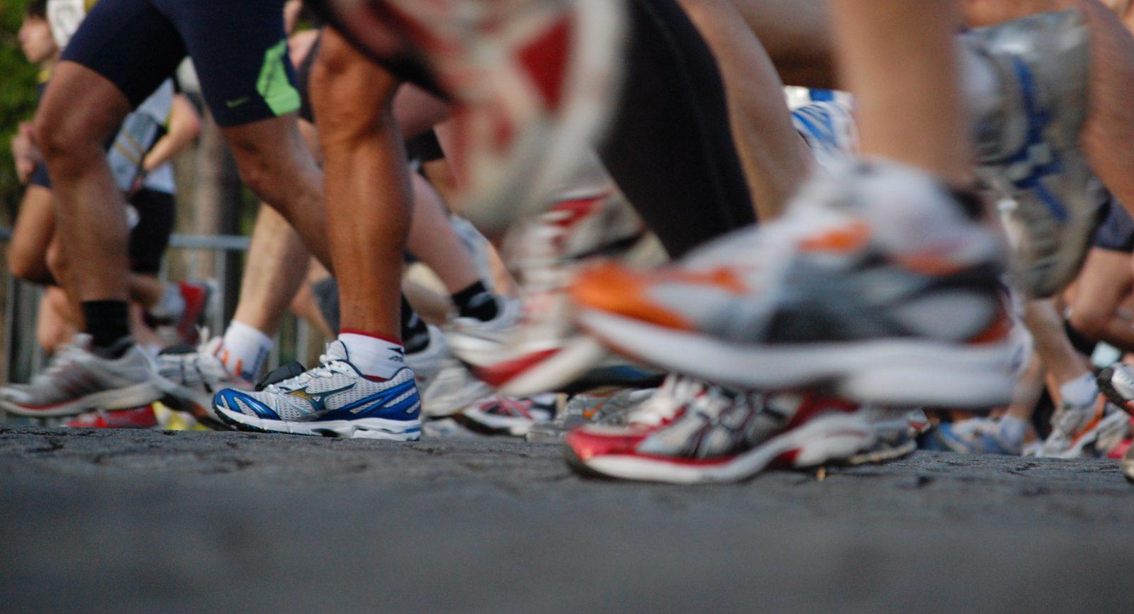 marathon sneakers