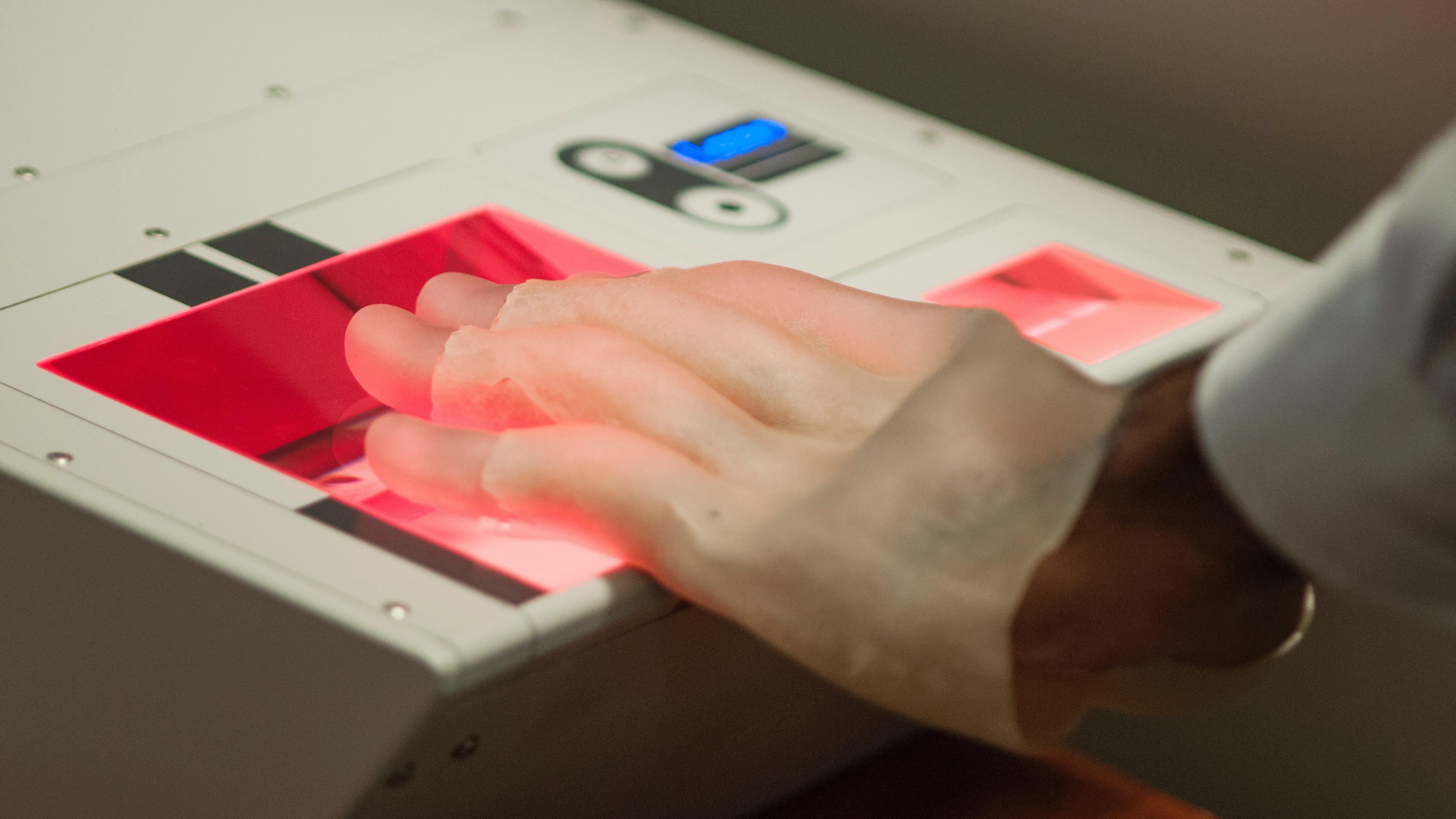 3d print hand scan