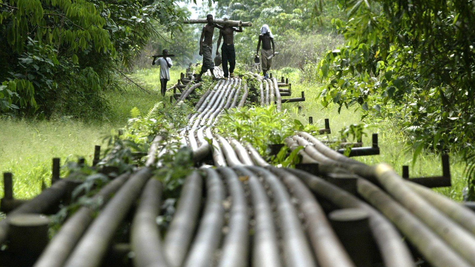 APTOPIX NIGERIA OIL UNREST