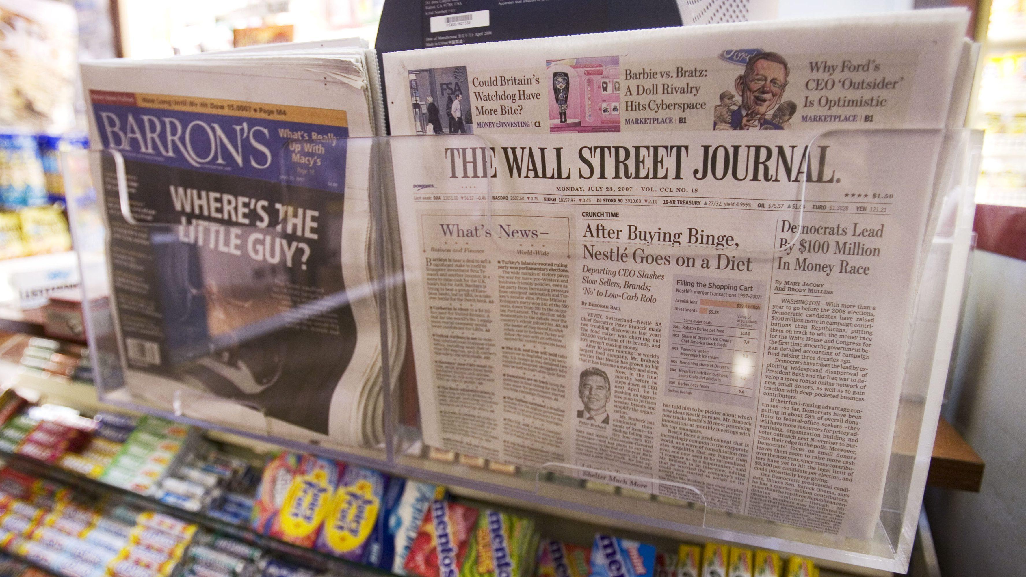 Dow Jones-Murdoch