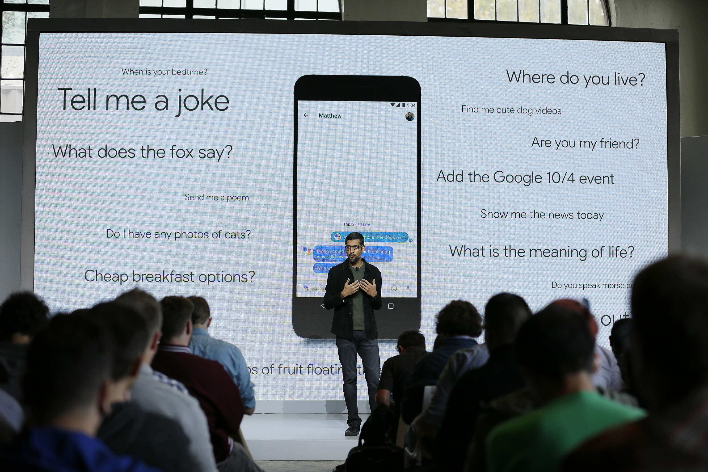 The only difference between the next generation of smartphones will be their AI assistants