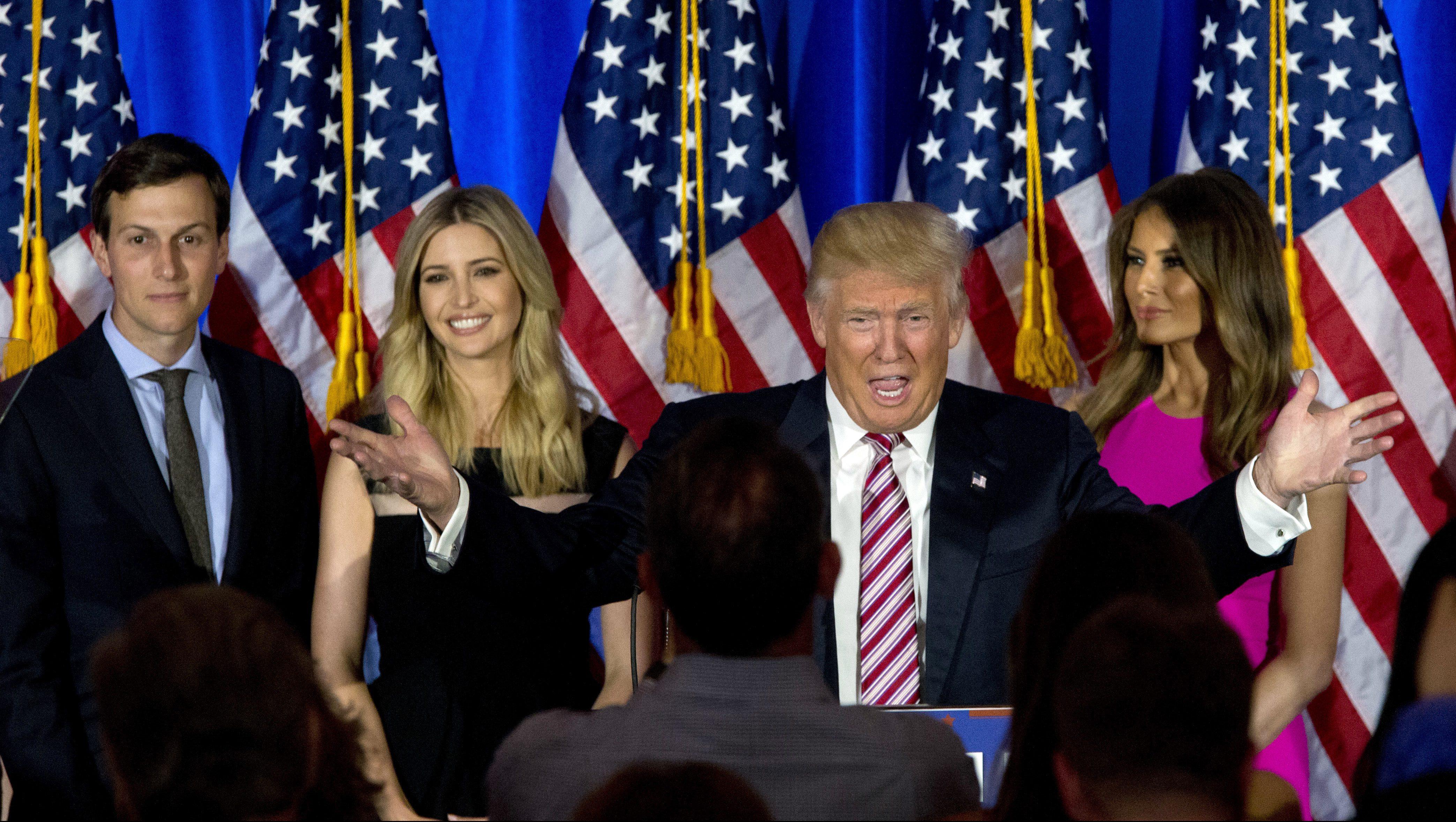 Donald Trump Jared Kushner