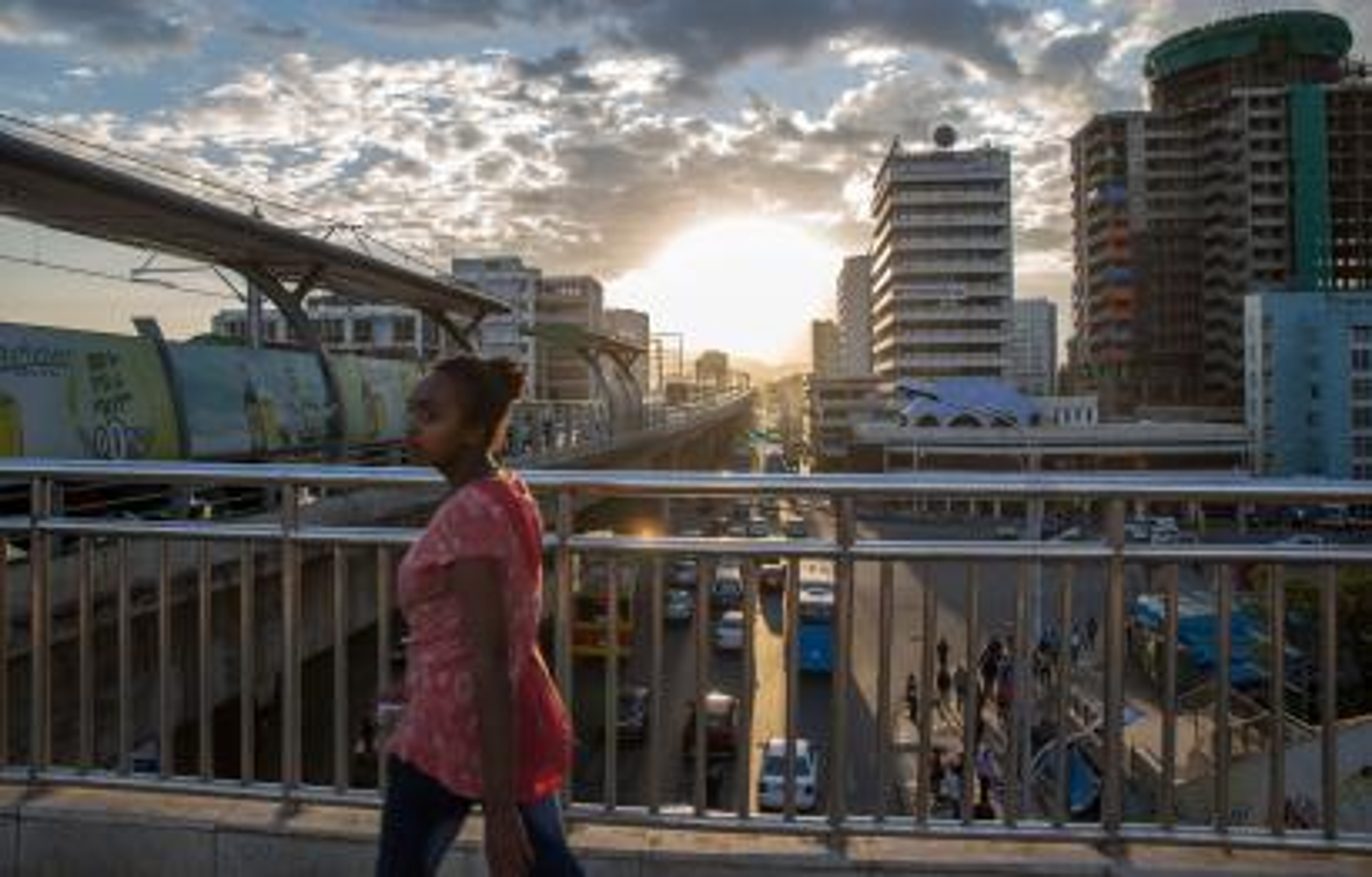 Ethiopia has one of the fastest economies in Africa