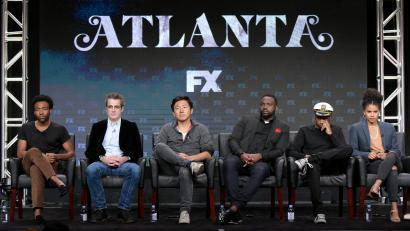 "Donald Glover and FX's ""Atlanta"""