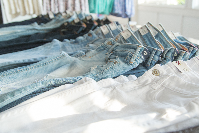 Jeans Women's Clothing Celebrity Pink Skinny Blue Denim Jeans Size 0 Be Shrewd In Money Matters