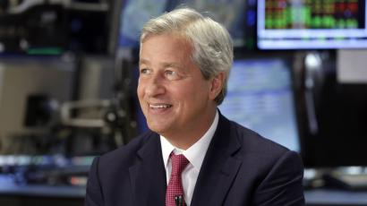 JPMorgan & Chase Co. Chairman and CEO Jamie Dimon