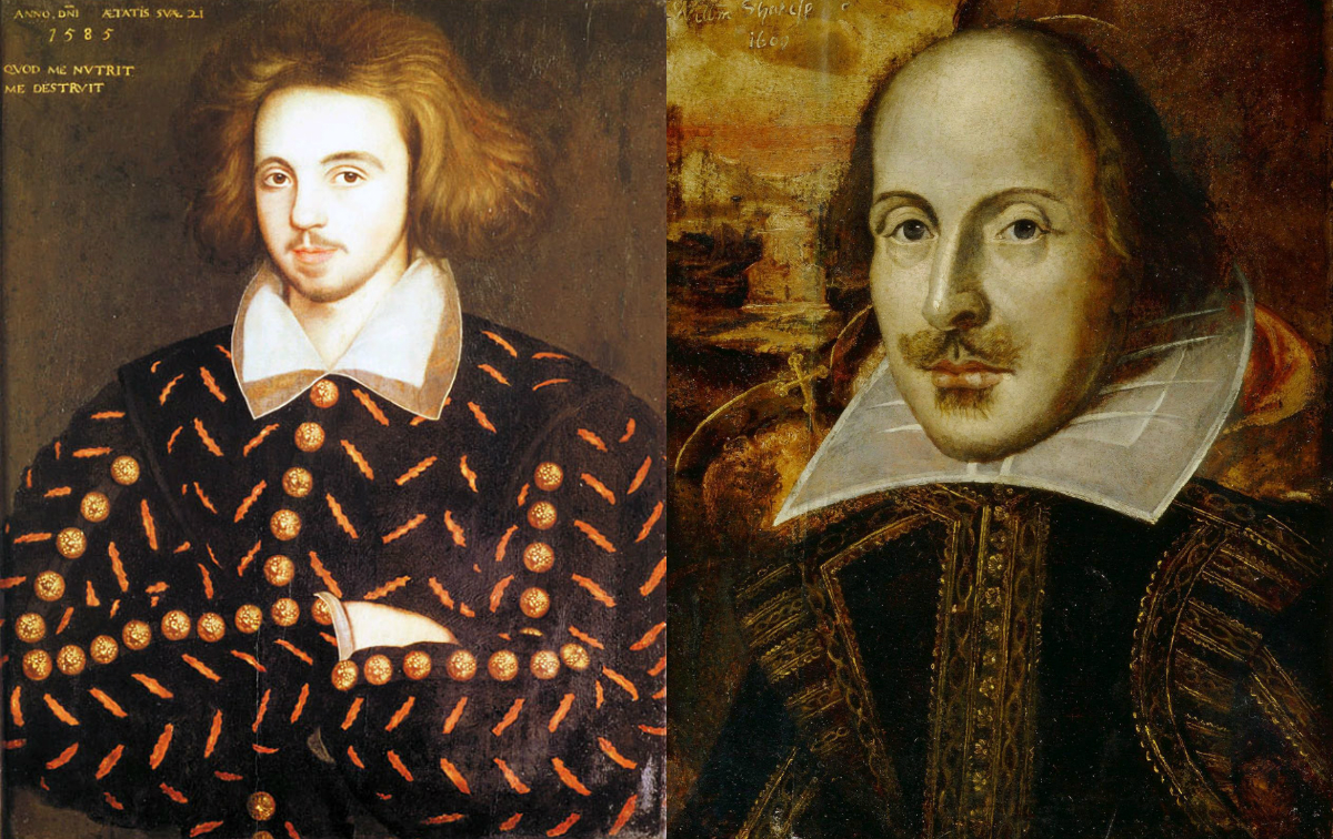 Christopher Marlowe credited in Shakespeare's Henry VI plays — Quartz