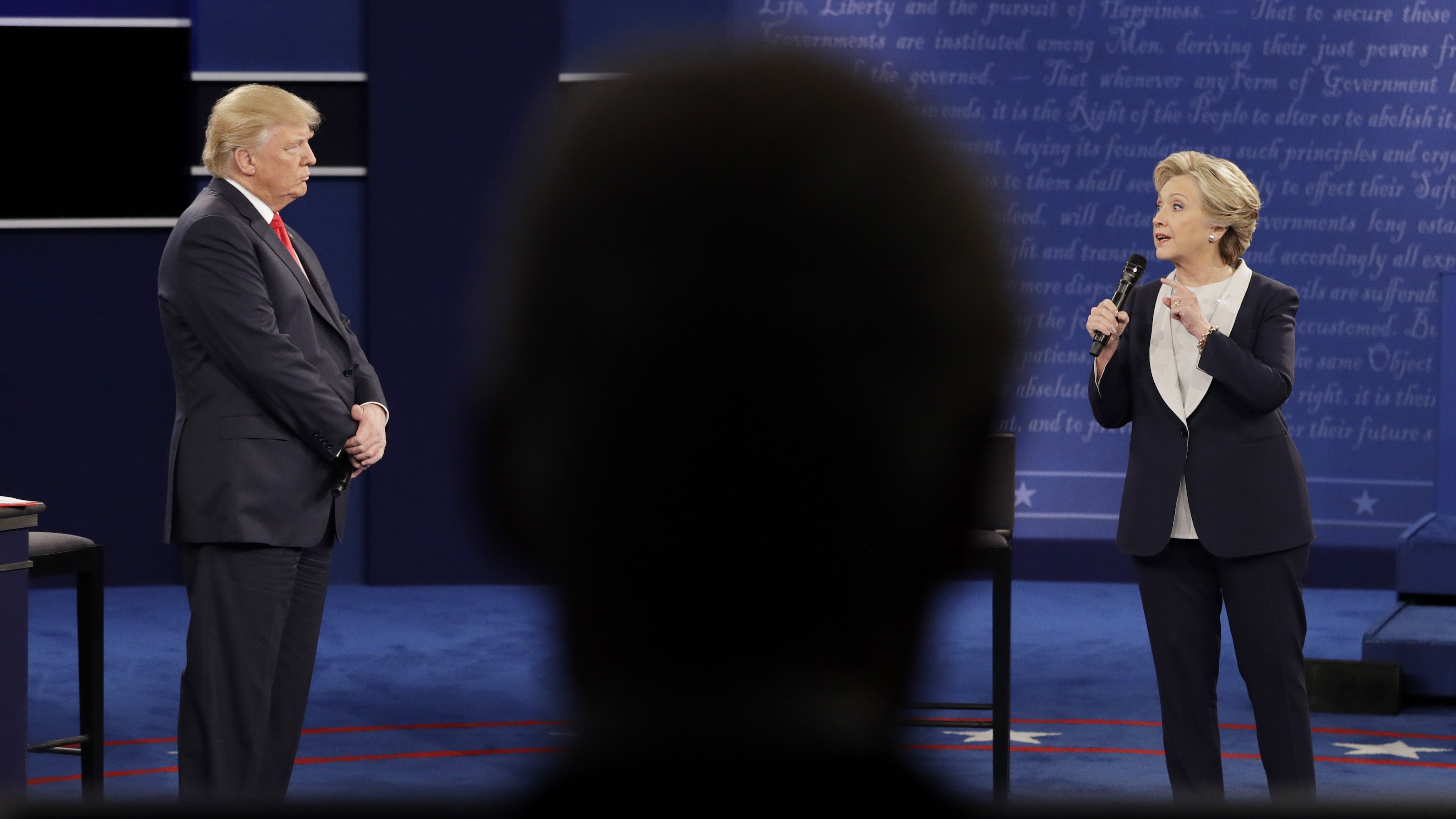 Has this election gotten too nasty for a third debate to change any minds?
