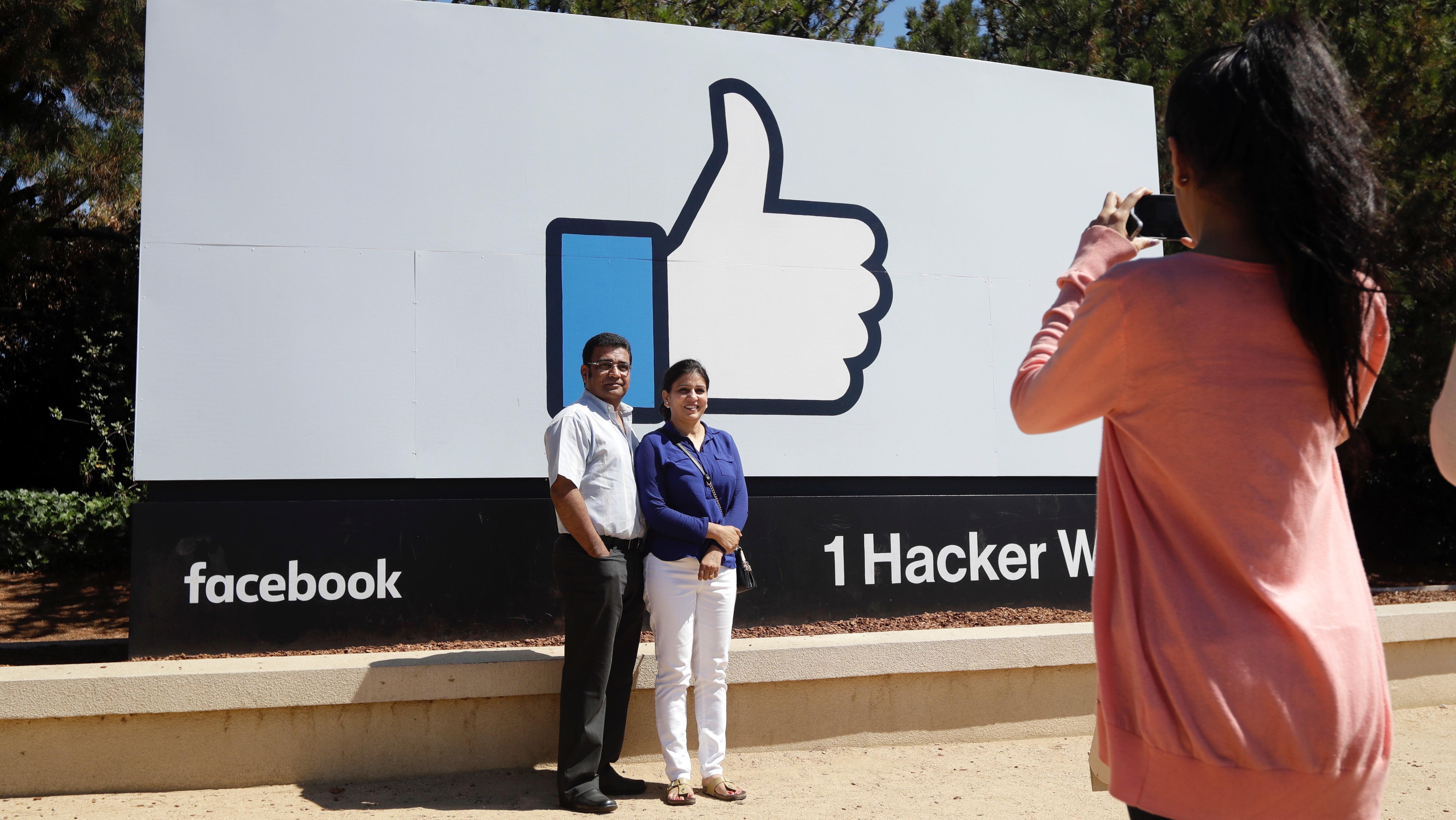 Facebook Facial Scanning Technology