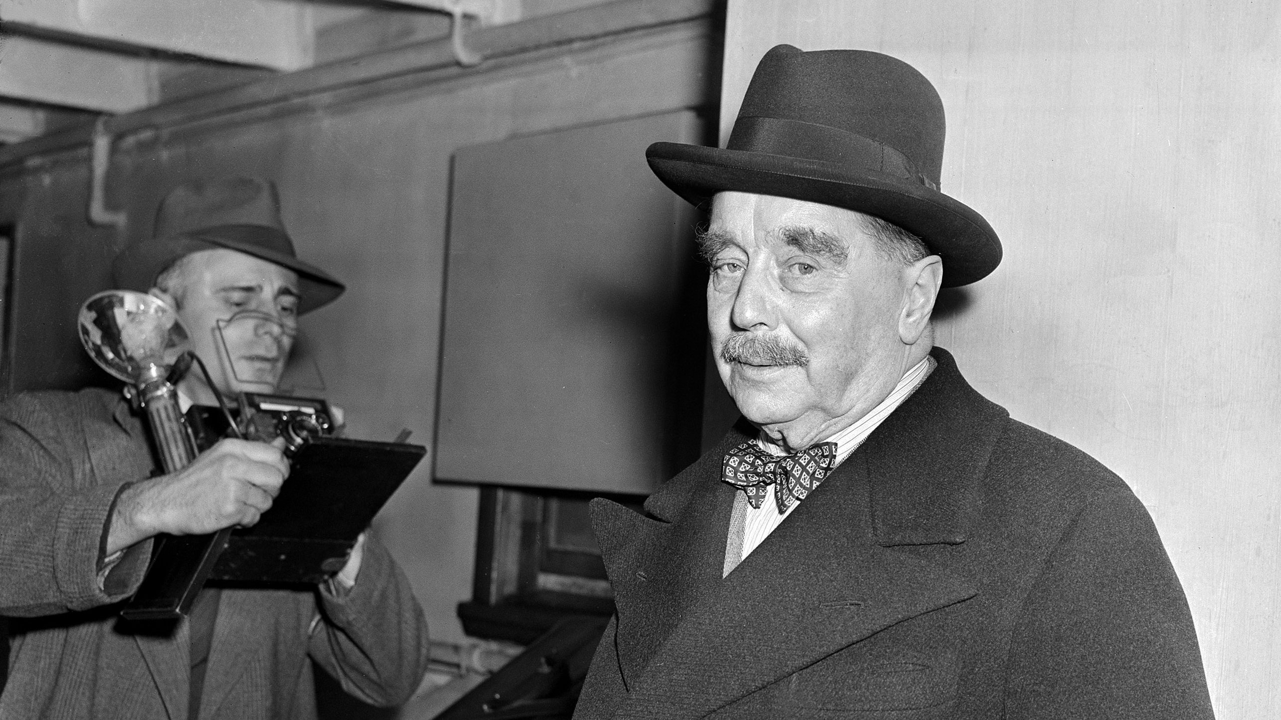 HG Wells correctly predicted the internet, space travel, and many