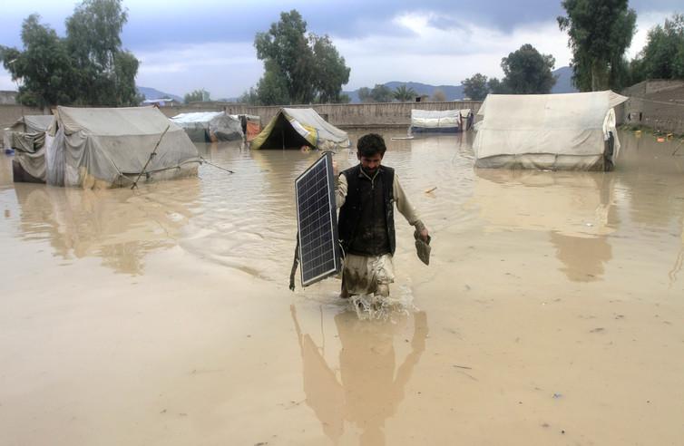 Afghanistan-Flood