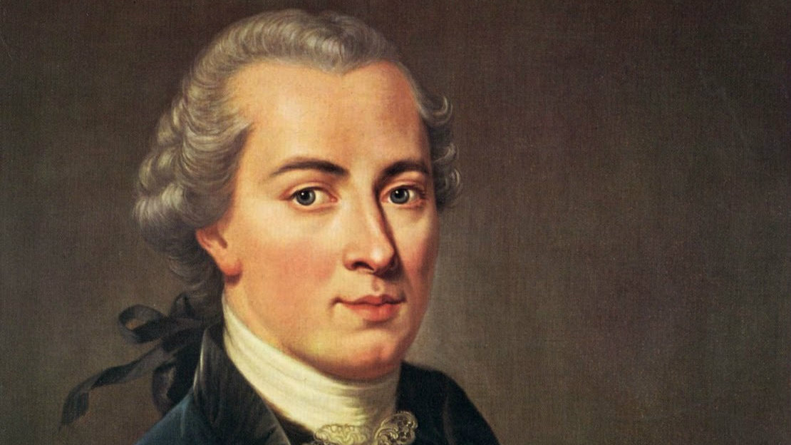 Immanuel Kant, the therapist?