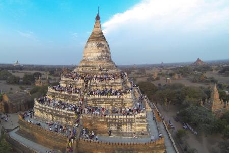 Myanmar-tourism-architecture-history