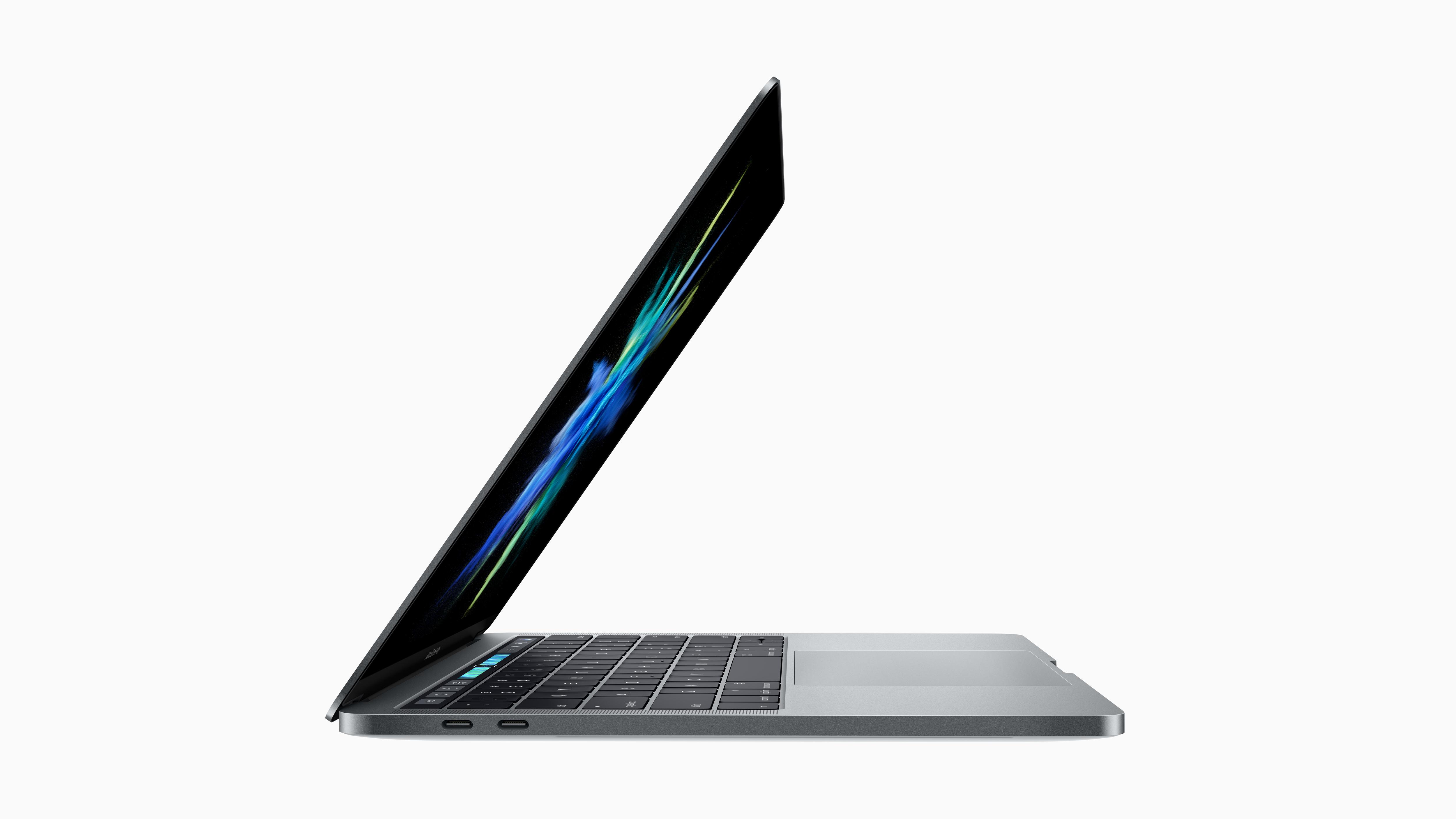 The new MacBook Pro.