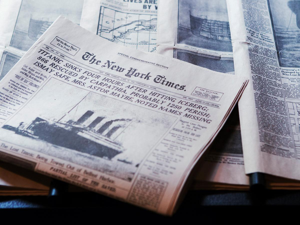 Swearing in the New York Times: The New York Times needs to stop