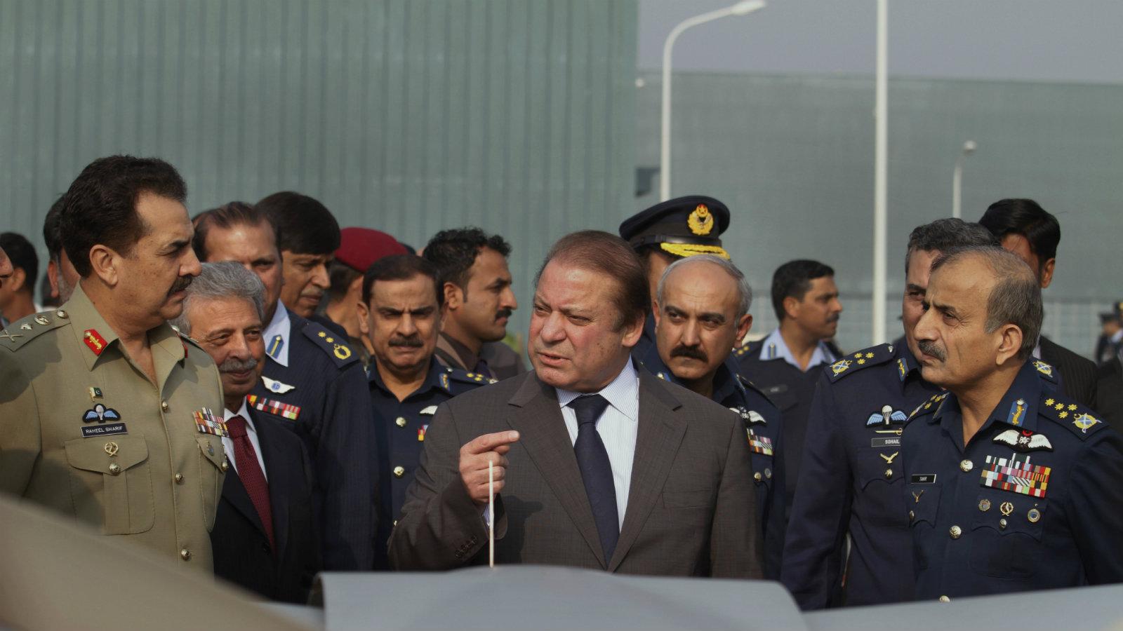 Pakistan-Nawaz-Army