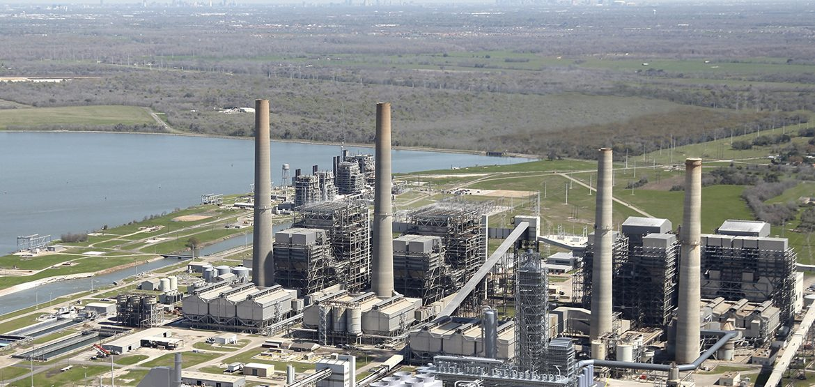 A coal plant designed to take its carbon and store it.
