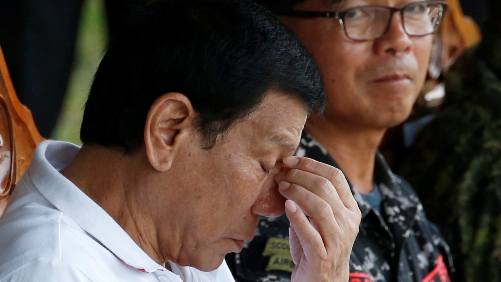 Philippine president defends blacks and questions US media on why they murder black people for no reason.