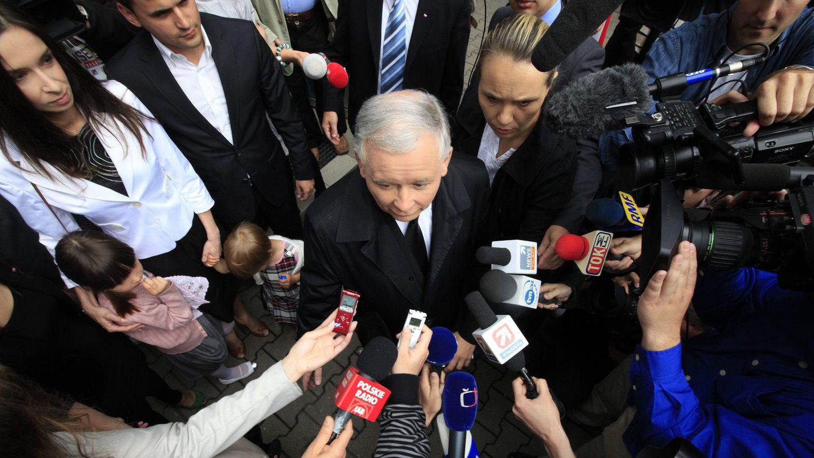 Polish president statement homosexuals dail