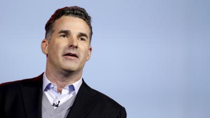 Founder and CEO of Under Armour Kevin Plank speaks during an IBM keynote address at the 2016 CES trade show in Las Vegas, Nevada, January 6, 2016. REUTERS/Steve Marcus
