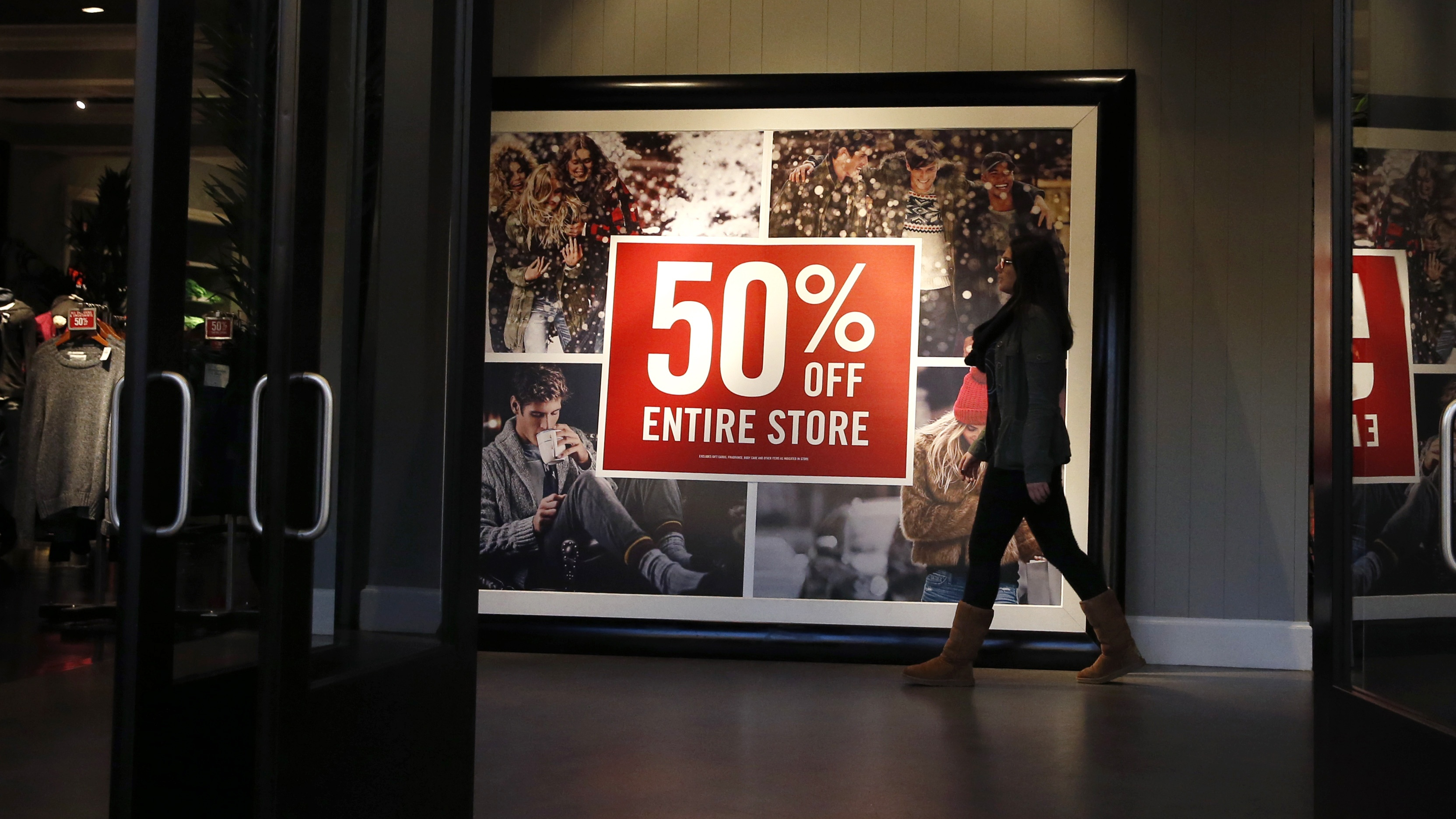 Global consumers are no longer willing to pay full price