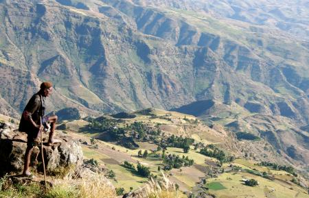 The unrest has triggered a collapse in tourism in Ethiopia, which boasts nine UNESCO heritage sites.