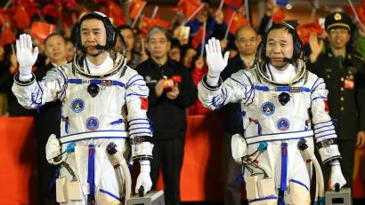 China launches Shenzhou-11 spacecraft