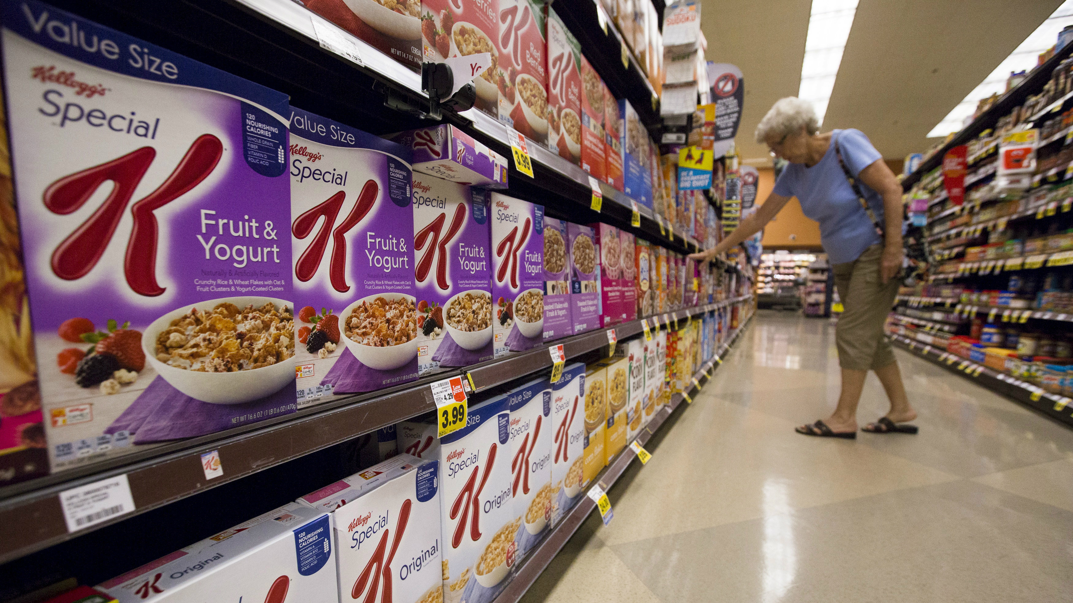 Food retailers charge companies massive fees for prime placement in