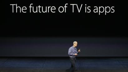 Apple TV discovery
