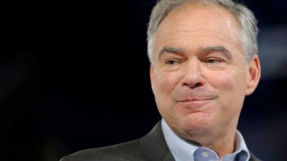 tim kaine cries about virginia tech shooting