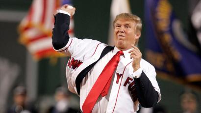 Trump needs to dig himself out of the dugout.