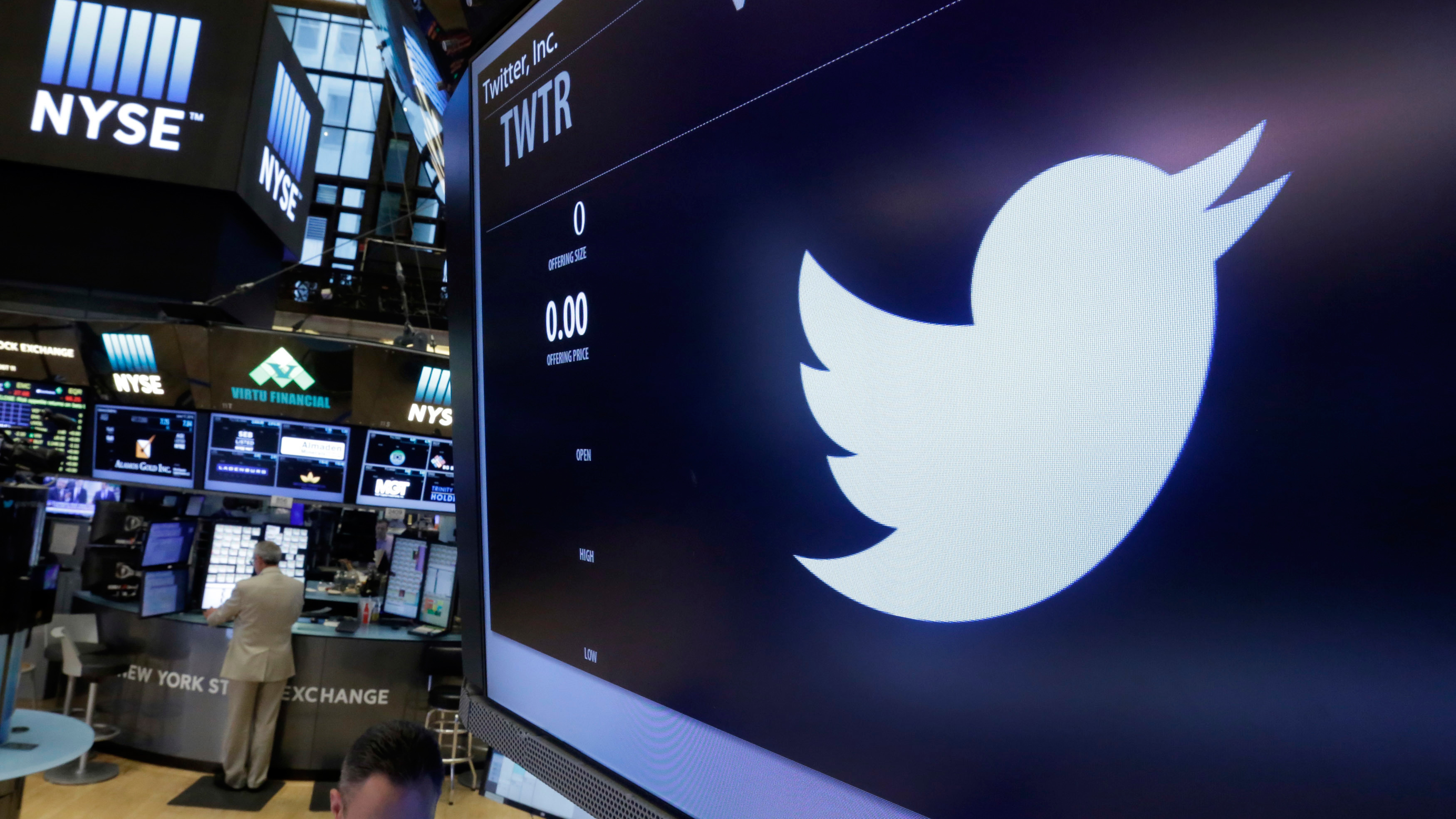 Twitter bidders are walking away.