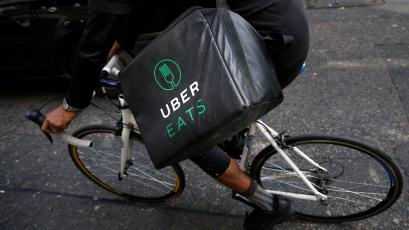 Uber is adding surge pricing to its UberEats food delivery service