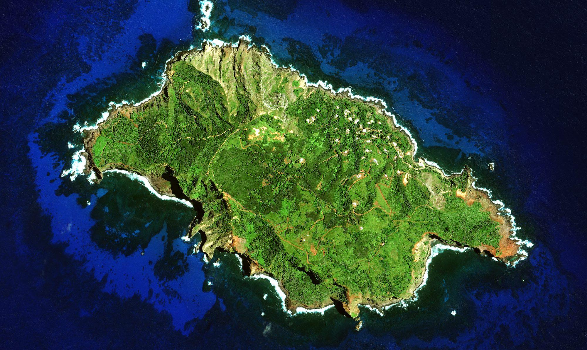 adamstown pitcairn islands