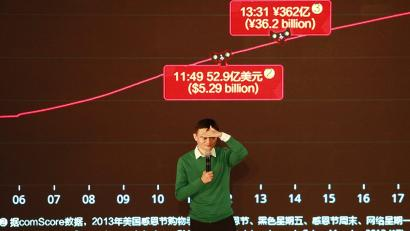 China's Double 11, or Single Day Shopping festival keep growing fast this year of 2016.