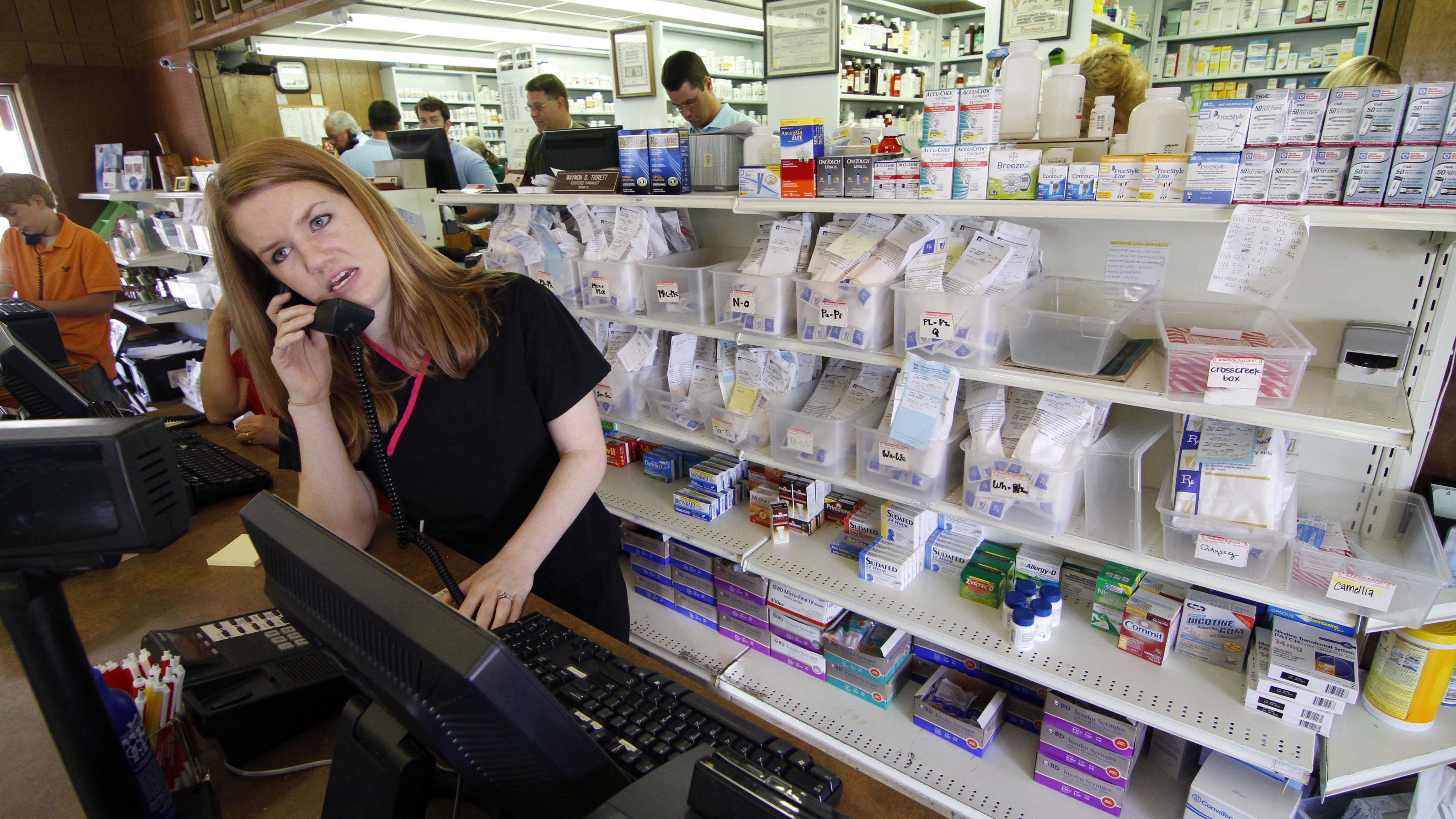 Drug Store Massachusetts