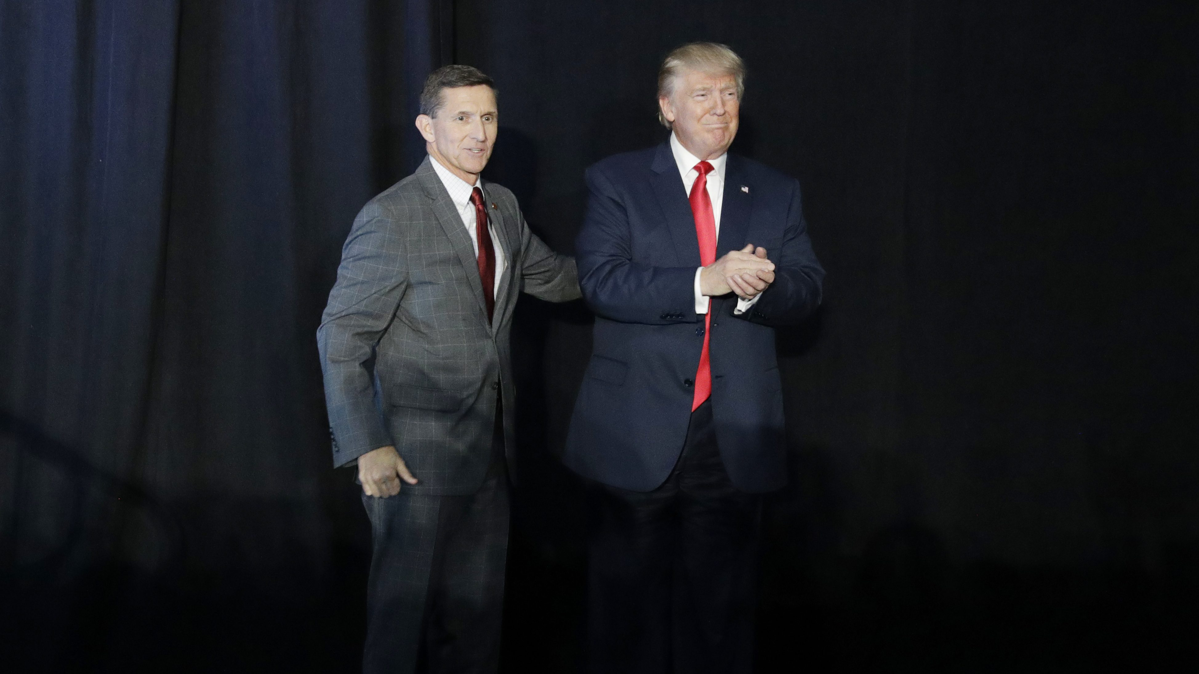 Michael Flynn is Donald Trump's pick for national security adviser