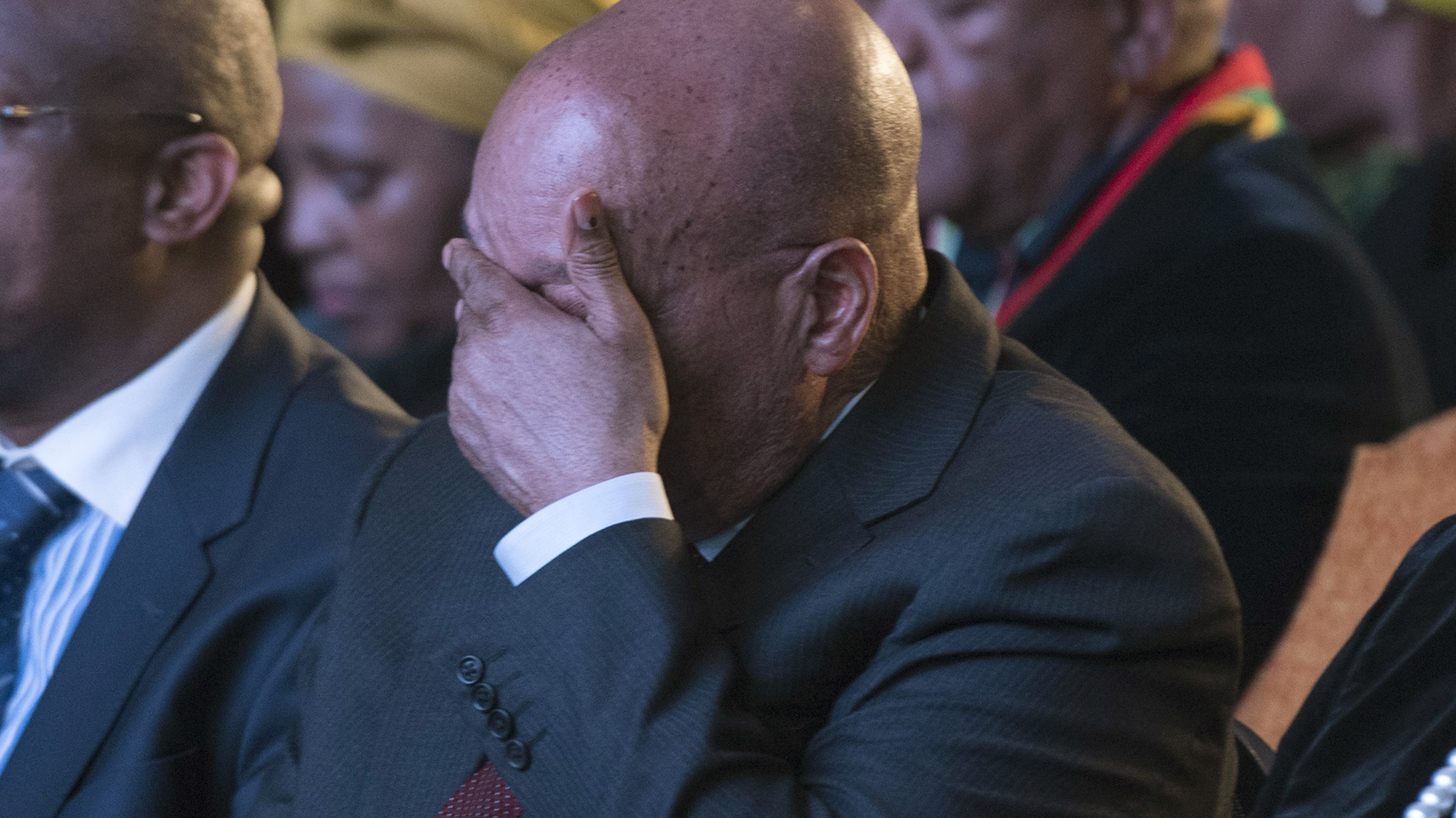 what the state capture report tells us about zuma the guptas and corruption in south africa