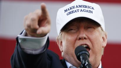 Donald Trump's claims about election fraud undermine his own victory.