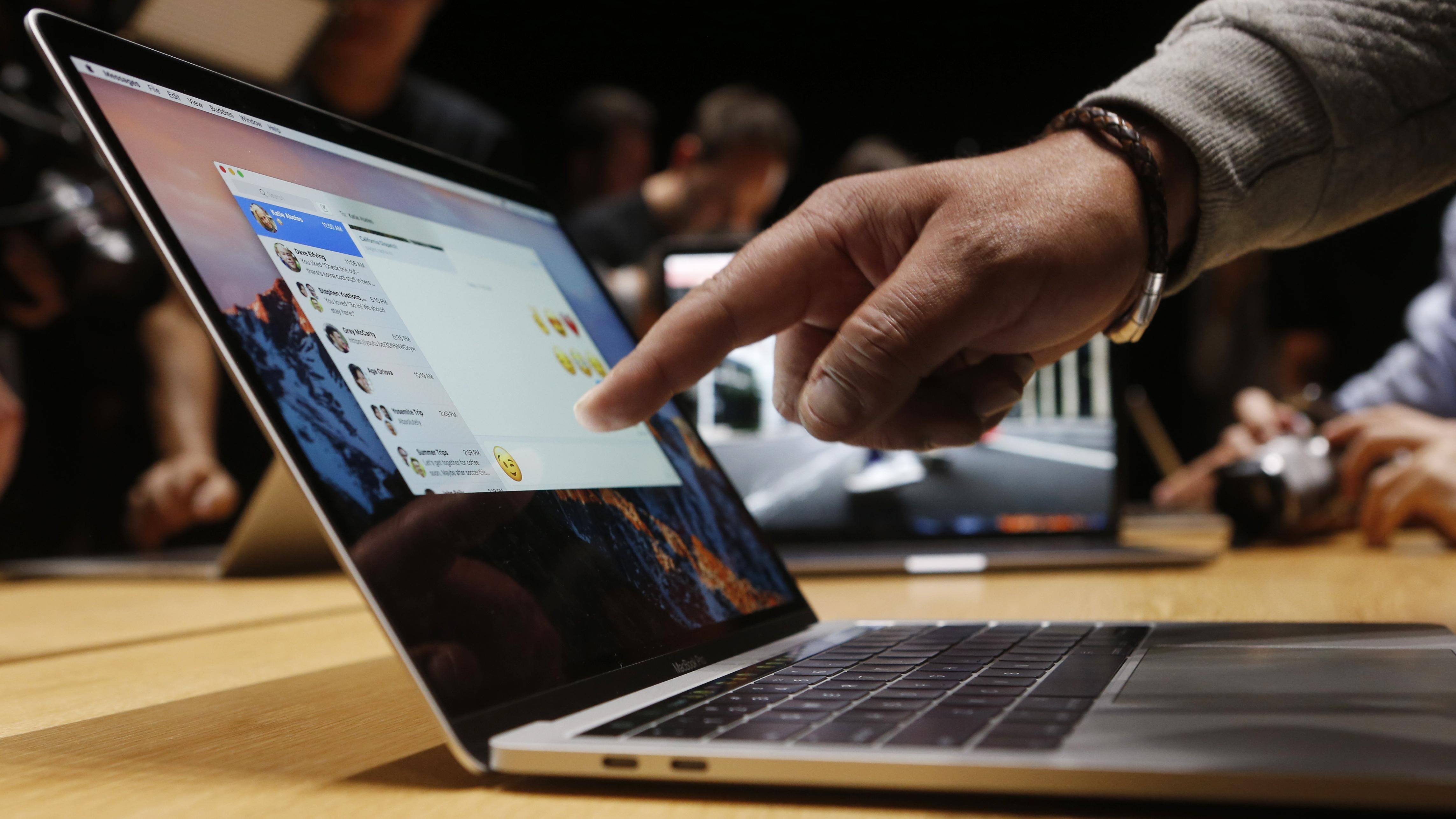 Apple MacBook Pro processor Turbo Boost