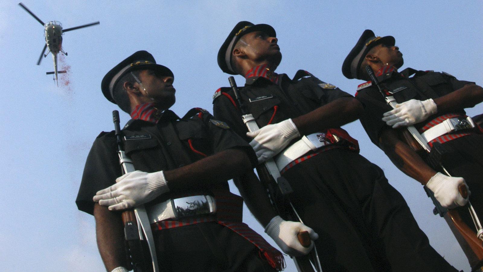 India-Military-Politics