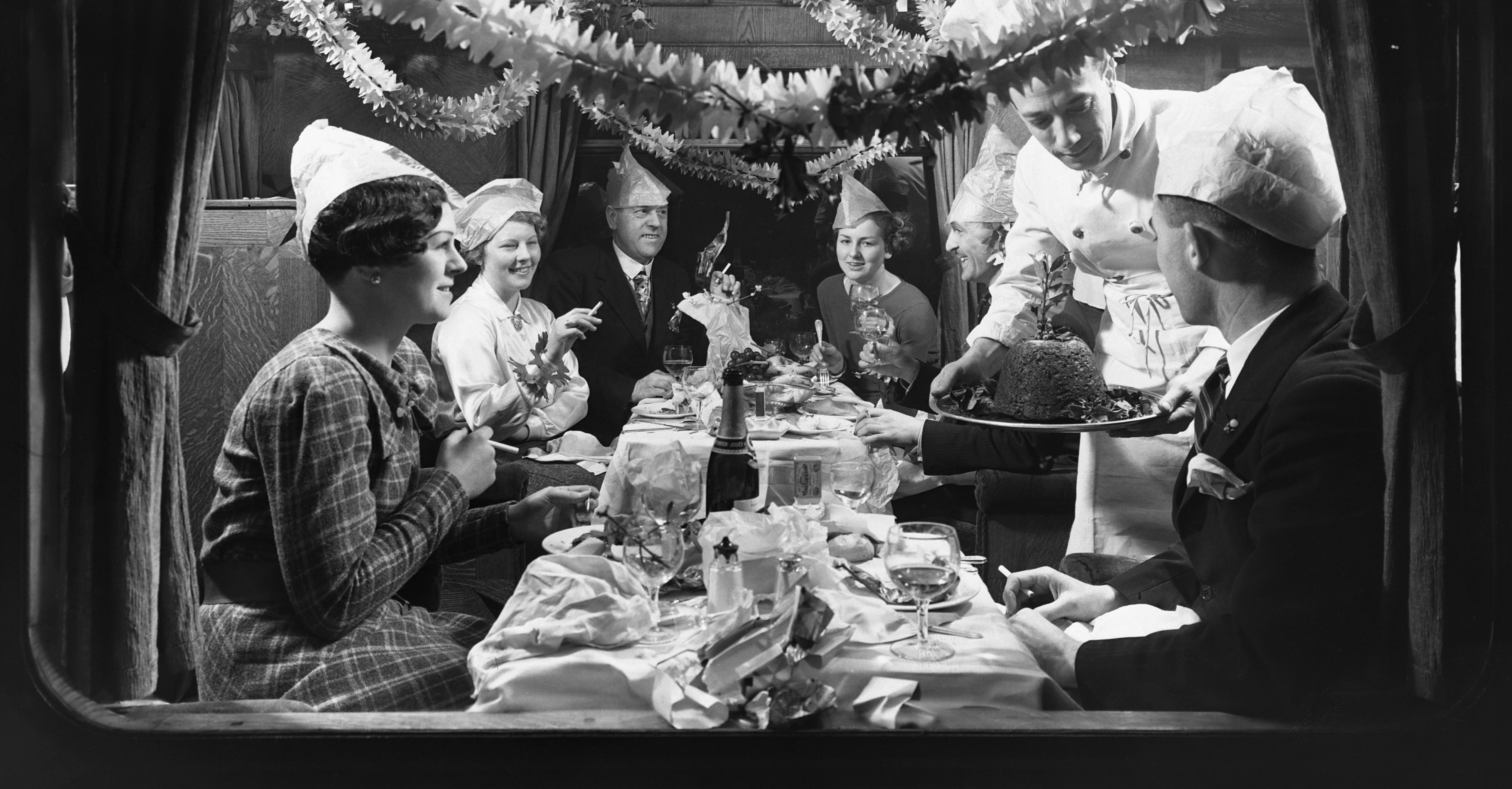 Christmas Dinners In London