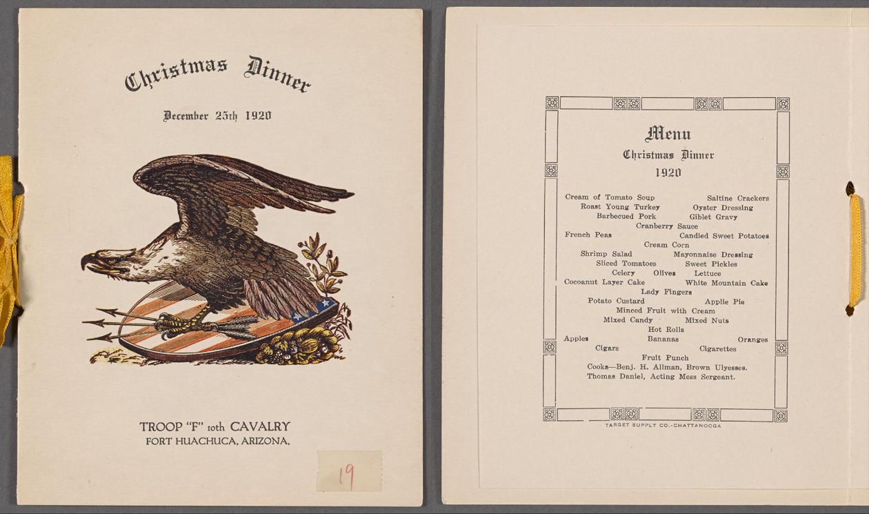 How was Christmas celebrated in the past: NYPL discovers American ...